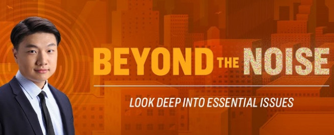 Where to find: Beyond The Noise with David Zhang