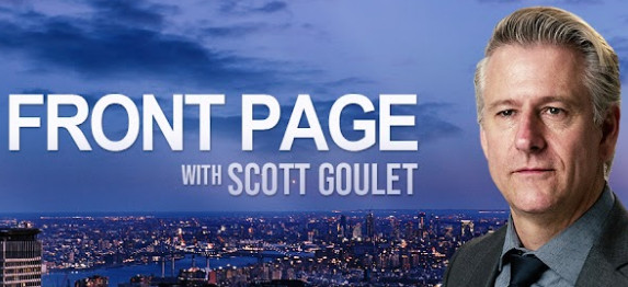 Where to Find: Front Page with Scott Goulet